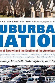 Suburban Nation book cover