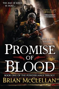 Promise of Blood book cover