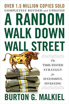 A Random Walk Down Wall Street book cover