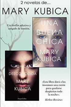 Pack Mary Kubica - Enero 2018 (Pack HarperCollins nº 3) book cover