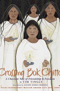 Crossing Bok Chitto book cover