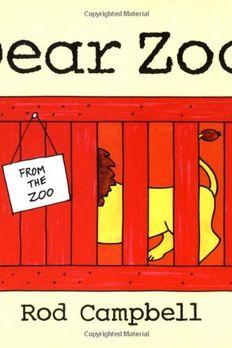 Dear Zoo book cover