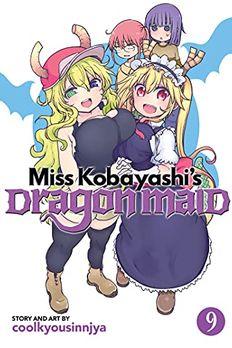 Miss Kobayashi's Dragon Maid, Vol. 9 book cover