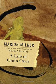 A Life of One's Own book cover