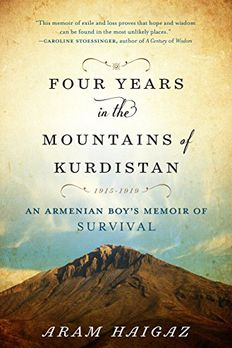Four Years in the Mountains of Kurdistan book cover