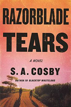 Razorblade Tears book cover