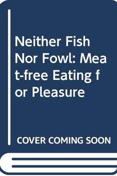 Neither Fish Nor Fowl book cover