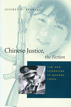 Chinese Justice, the Fiction book cover