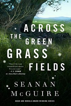 Across the Green Grass Fields book cover