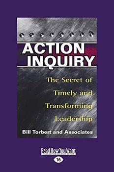 Action Inquiry book cover