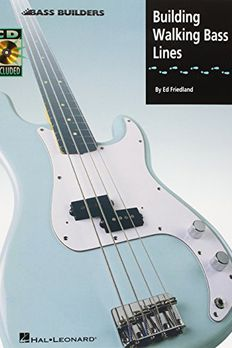 Building Walking Bass Lines book cover