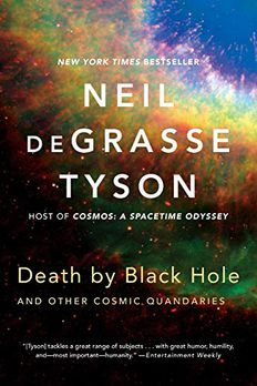 Death by Black Hole book cover