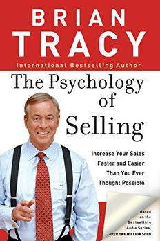 The Psychology of Selling book cover