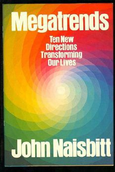 Megatrends book cover