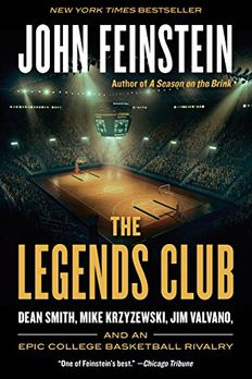 The Legends Club book cover