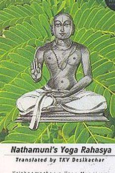 Nathamuni's Yoga Rahasya book cover