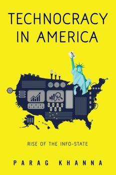 Technocracy in America book cover