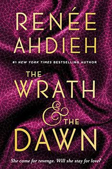 The Wrath & the Dawn book cover