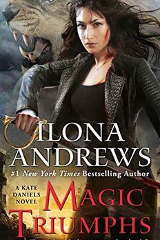 Magic Triumphs book cover