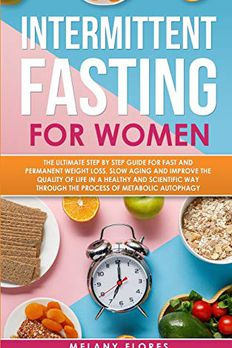 Intermittent Fasting For Women book cover