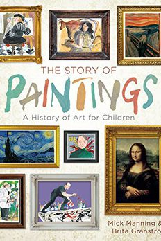 The Story of Paintings book cover