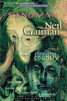 The Sandman, Vol. 3 book cover