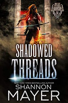 Shadowed Threads book cover
