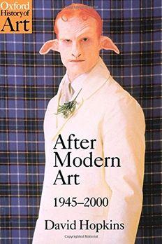 After Modern Art 1945-2000 book cover