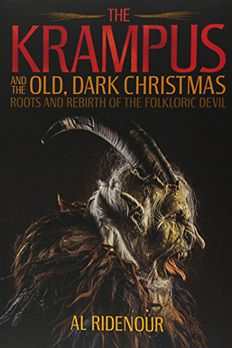The Krampus and the Old, Dark Christmas book cover