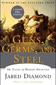 Guns, Germs, and Steel book cover