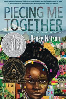 Piecing Me Together book cover