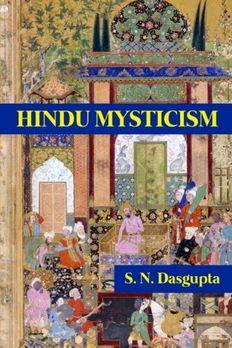 Hindu Mysticism book cover
