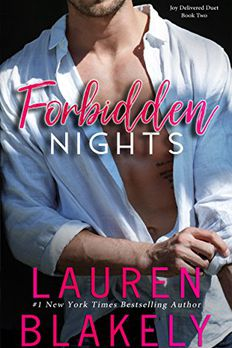 Forbidden Nights book cover