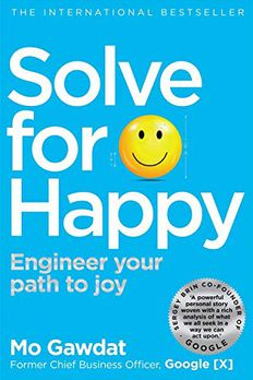 Solve For Happy book cover
