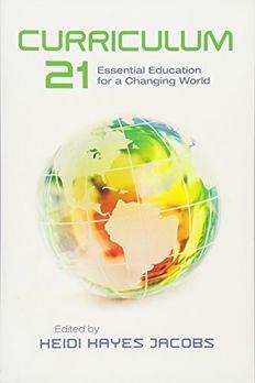 Curriculum 21 book cover