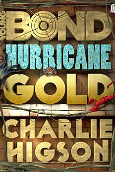 Hurricane Gold book cover