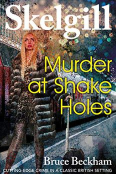 Murder at Shake Holes book cover