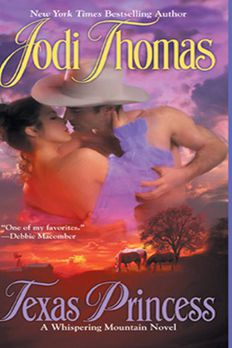 Texas Princess book cover