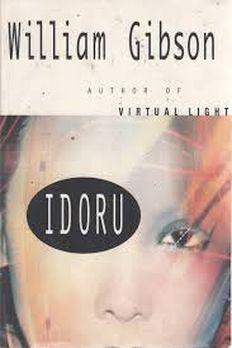 Idoru book cover