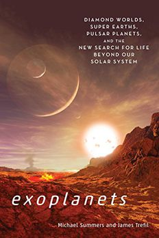 Exoplanets book cover