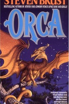 Orca book cover