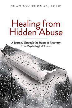 Healing from Hidden Abuse book cover