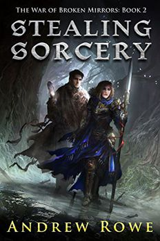 Stealing Sorcery book cover