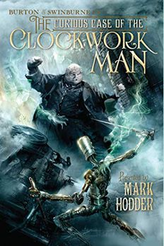 The Curious Case of the Clockwork Man book cover