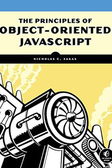 The Principles of Object-Oriented JavaScript book cover
