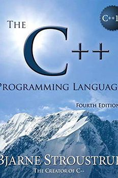 The C++ Programming Language book cover