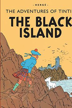 The Black Island book cover