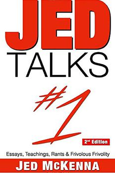 Jed Talks #1 book cover