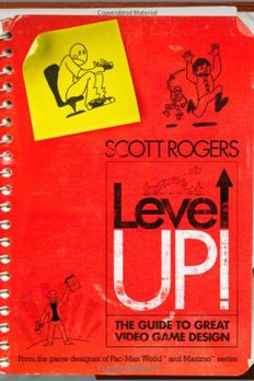Level Up! book cover