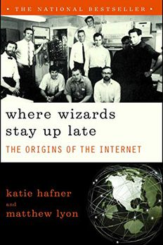 Where Wizards Stay Up Late book cover